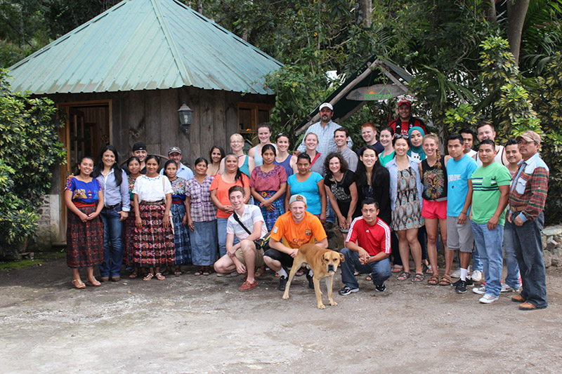 The HEST Household Energy team in Guatemala